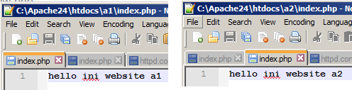 subdomain file index php