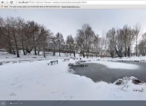 offline photosphere viewer